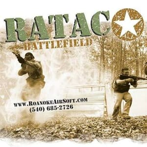 Airsoft Roanoke - Pack of 5, 1-Day Passes to Airsoft Roanoke
