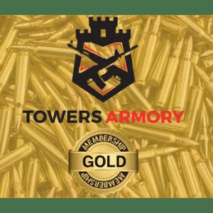 Towers Armory - Gold Membership- 2020