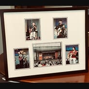 97.1 FM The Drive - A Walk Down Abbey Road Framed Photo Collage