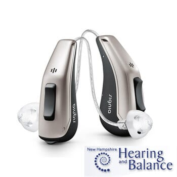 New Hampshire Hearing & Balance - One pair of Signia Pure 13  3NX hearing aids