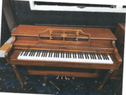 Piano & Organ Warehouse  - Pre-owned Henry Miller Piano plus delivery and two tuneups