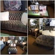 Value City Furniture - Brittney Sofa and Chaise