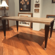 Spector Furniture and Mattress Gallery - Dining room table/Desk