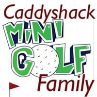 Caddyshack Mini Golf - Season Pass for Family of 4...