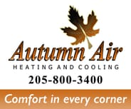 Autumn Air INC - Heating and Cooling Gift Certificate $1000 : Call before purchase for approval code! 205)800-3400