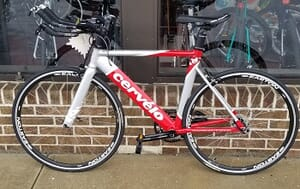 Salisbury Cycle & Fitness - Cervelo
