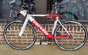 Salisbury Cycle & Fitness - Cervelo