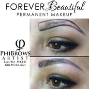 Forever Beautiful Permanent Makeup - Microblading (Eyebrow) valued at $500