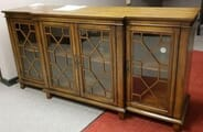 Chris Miller Furniture - NEW CLASSIC 4DR Entertainment Center