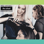 Paul Mitchell The School Greenville - Blowouts with Ironwork for ONE Year valued at $720