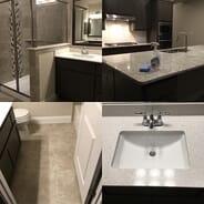 HydroShield Austin - Master Bathroom Eco-Friendly Surface Protection