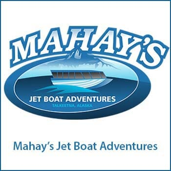 Mahay's Jet Boat Adventures - Chulitna Gorge for Two