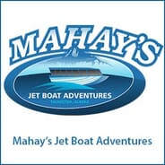 Mahays Jet Boat Adventures - Wilderness Excursion for Two