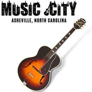 Music City Asheville - Masterbilt Century Deluxe Classic Guitar valued at $1,665