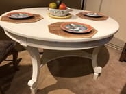 "Spector Furniture and Mattress Gallery - 52"" Round Dining Table by Stanley Furniture"