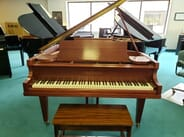 Denton, Cottier, and Daniels Pianos & Organs - Chickering Baby Grand Piano