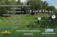 Cool Guy Lawn Co. - Fall Leaf Removal & Disposal