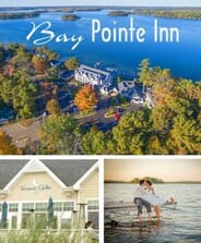 Bay Pointe Inn - Lakeside Room 2-Night Stay with Breakfast