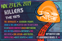 The Killers - Trip To Riptide Music Festival