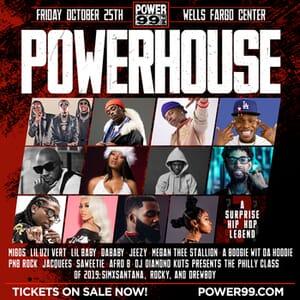 Power 99 Powerhouse - Concert Experience