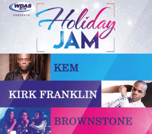 105.3 WDAS Holiday Jam Experience - Plus Four Seasons Hotel Stay!