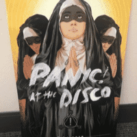 Panic! At The Disco - Autographed Poster