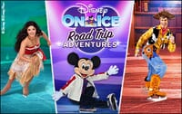 Disney On Ice - Prize Pack