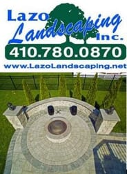 Lazo Landscaping  - 10 x 10 Patio with Firepit