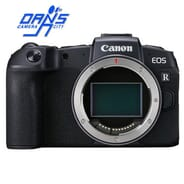 Dans Camera City - Canon EOS RP Mirrorless Camera Body Only - Bundle 1