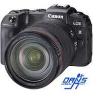Dans Camera City - Canon EOS RP Mirrorless Camera with RF 24-105mm F4L IS USM Lens - Bundle 2