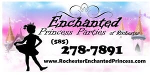 Enchanted Princess Parties of Rochester - Enchanted Party Package
