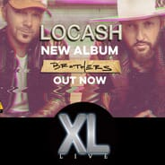 LOCASH at XL Live - 2 General Admission Tickets
