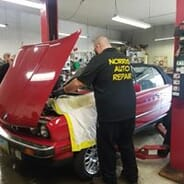 Norris Auto Repair - OIL CHANGE W/WINTER SYSTEMS CHECK