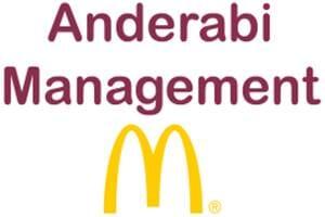 McDonald's (Anderabi Management) - $50 Gift Cards