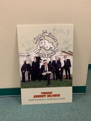 Mighty Mighty Bosstones - Autographed Gig Poster