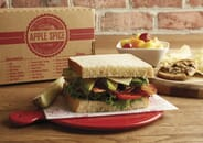 Apple Spice | Box Lunch Delivery & Catering Co. - 10 Deluxe Box Lunches
