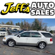 Jeffs Auto Sales - 2006 Ford Freestyle valued at $6,000