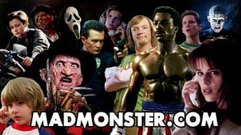 Mad Monster Party Carolina  - A Pair of 3 Day Passes