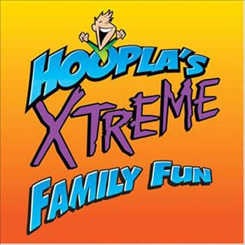 Hooplas Xtreme Family Fun - $25.00 Gift Card