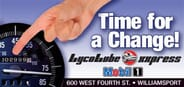 Lyco Lube Xxpress - Full service oil change for your car
