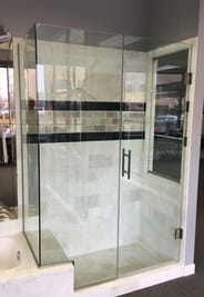 Barron Mirror Glass & Door - Custom Shower Door