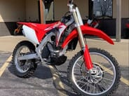 Teds Motorcycle World - 2017 Honda CRF450RX