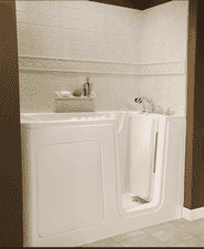 Pro Basement Finishers - BCI Acrylic Walk-In Tub