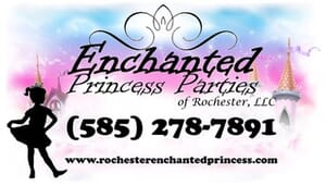 Enchanted Princess Parties of Rochester - Princess Party Package