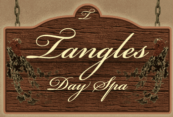 Tangles Day Spa - $25 Gift Card