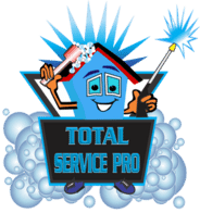 Total Service Pro - Softwash House Wash