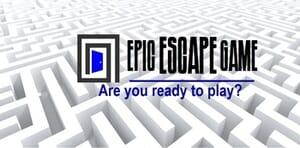 Epic Escape Game - Four Escape Rooms Party Package