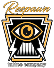 Respawn Tattoo Company - $250 Tattoo Gift Certificate