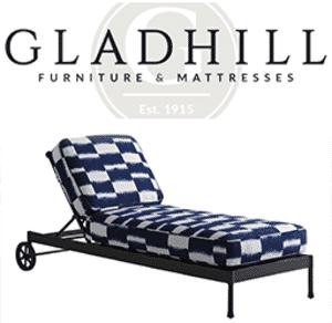 Gladhill Furniture - Pavlova Chaise Lounge