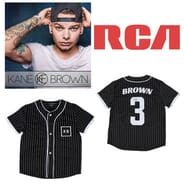 Christmas Wish Auction - Kane Brown Autographed Baseball Jersey